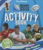 Official Rugby World Cup 2015 Activity Book