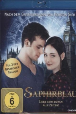 Saphirblau, 1 Blu-ray