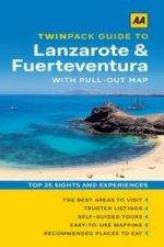 AA Twinpack Guide to Lanzarote & Fuerteventura