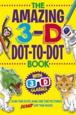 Amazing 3-D Dot-to-Dot Book