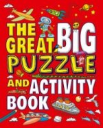 Great Big Puzzle and Activity Book