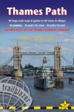 Thames Path: Trailblazer British Walking Guide