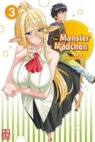 Die Monster Mädchen. Bd.3