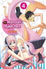 Die Monster Mädchen. Bd.4
