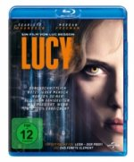 Lucy, 1 Blu-ray
