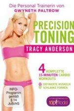 Tracy Anderson - Precision Toning, 1 DVD