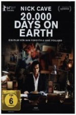 Nick Cave: 20.000 days on earth, 1 DVD (englisches OmU)