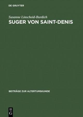 Suger Von Saint-Denis