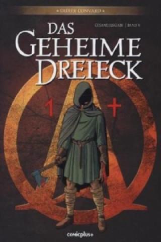 Das geheime Dreieck - Gesamtausgabe. Bd.5