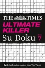 Times Ultimate Killer Su Doku Book 7