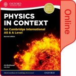Physics in Context for Cambridge International as & a Level
