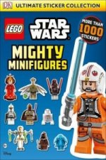 LEGO (R) Star Wars (TM) Mighty Minifigures Ultimate Sticker