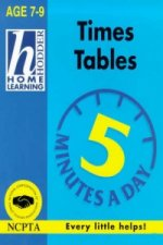 7-9 Five Minutes A Day Tables
