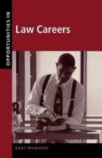 Opportunities in Law Careers