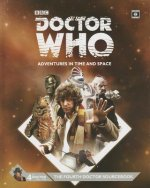 DOCTOR WHO FOURTH DOCTOR SOURCEBOOK