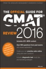 Official Guide for GMAT Review 2016 with Online Question Bank and Exclusive Video