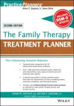 Family Therapy Treatment Planner, with Dsm-5 Updates, 2nd Edition