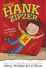 Young Hank Zipzer 1: Bookmarks Are People Too!