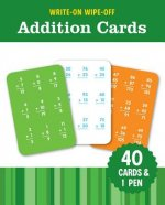WRITEON WIPEOFF ADDITION CARDS