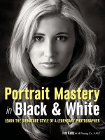 Portrait Mastery in Black & White