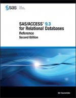 SAS/Access 9.3 for Relational Databases