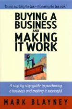 Buying a Business and Making it Work