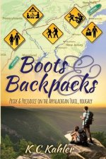 Boots and Backpacks - Pride & Prejudice on the Appalachian Trail, Roughly