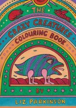 Crazy Creatures Colouring Book