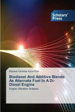 Biodiesel And Additive Blends As Alternate Fuel In A Di- Diesel Engine
