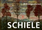 Schiele, Postkartenbuch