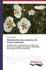 Metabolitos Secundarios de Cistus ladanifer