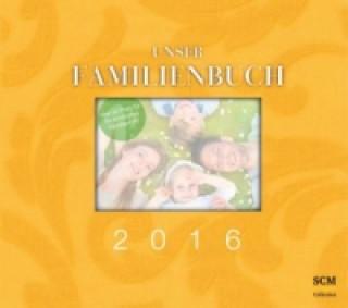 Unser Familienbuch 2016