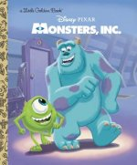 Monsters, Inc. Little Golden Book (Disney/Pixar Monsters, In