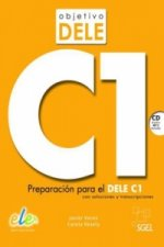 Objetivo DELE C1, m. MP3-Audio-CD
