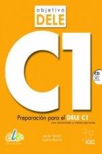 Objetivo DELE C1, m. MP3-Audio-CD