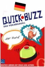 QUICK BUZZ - Das Vokabelduell - Deutsch