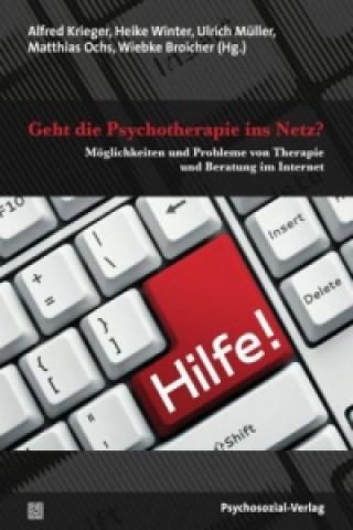 Geht die Psychotherapie ins Netz?