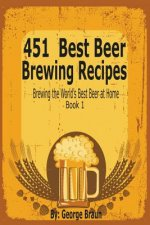 451 Best Beer Brewing Recipes