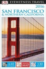 DK Eyewitness Travel San Francisco & Northern California
