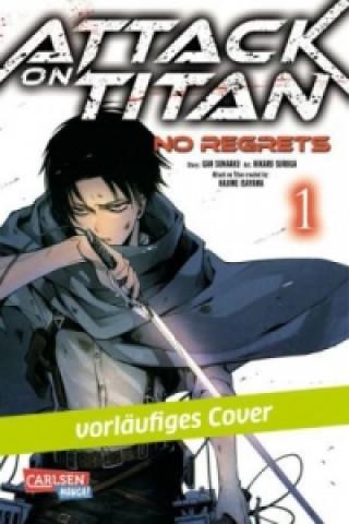 Attack on Titan - No Regrets. Bd.1