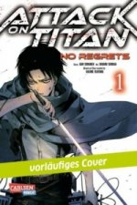 Attack on Titan - No Regrets. Bd.1