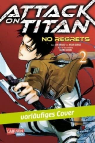 Attack on Titan - No Regrets. Bd.2