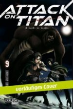 Attack on Titan. Bd.9