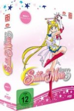 Sailor Moon SuperS, 5 DVDs. Box.7