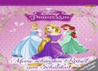 Disney Prinzessin - Meine schönsten Rätsel zum Schulstart