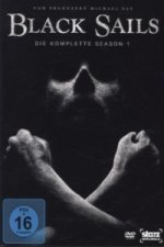 Black Sails, 3 DVDs. Staffel.1