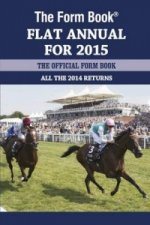 Form Book Flat Annual for 2015