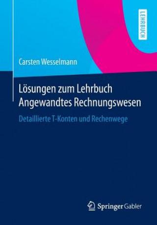 L sungen Zum Lehrbuch Angewandtes Rechnungswesen