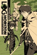 Log Horizon, Vol. 1 (light novel)