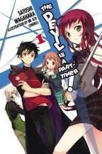 Devil Is a Part-Timer!, Vol. 1 (light novel)